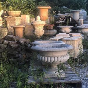 Caron Jardinere Vintage #longshadowplanters #longshadowvintage #gardendesign