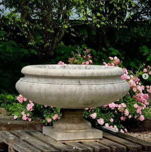 Washington 32 Planter Vintage #longshadowplanters #longshadowvintage #gardendesign